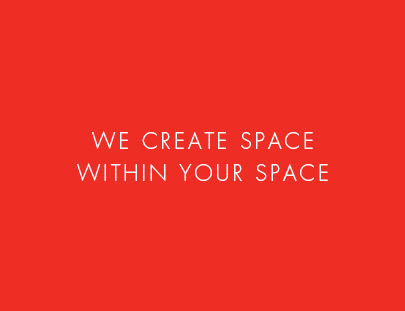 Create Space in Your Space